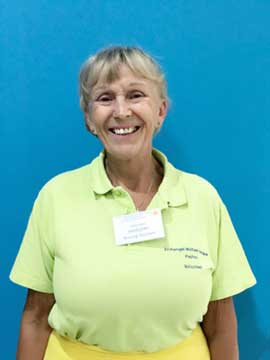 Margery Ford Nursing Assistant volunteer | Archangel Michael Hospice