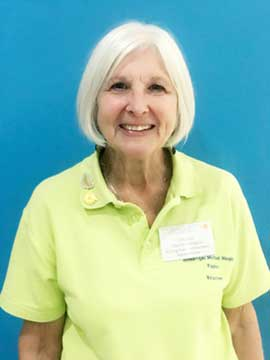 Marilyn Georgiou, Nursing Assistant / Volunteers Representative | Archangel Michael Hospice