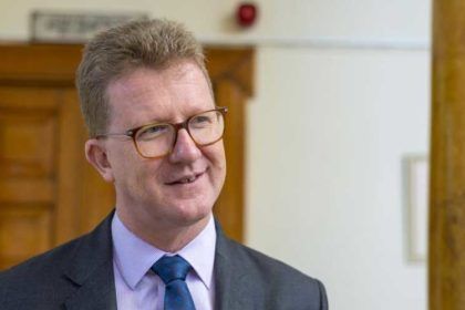 stephen lillie cmg | British High Commissioner in Cyprus