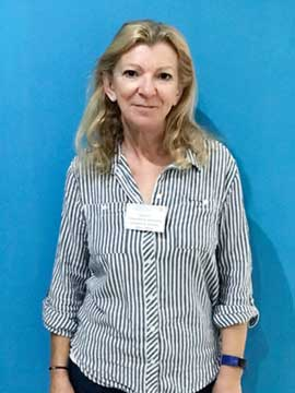 Triona Martin Andronike, Counsellor & Volunteer Liaison Officer | Archangel Michael Hospice