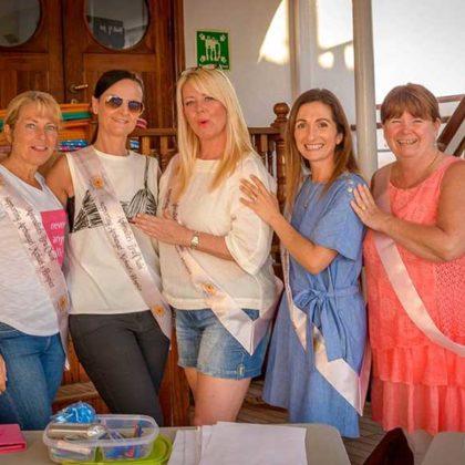Fundraising Ladies | Archangel Michael Hospice