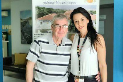 John Kearns UK Fundraiser   Archangel Michael Hospice