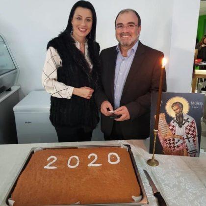 Cake cutting 2020